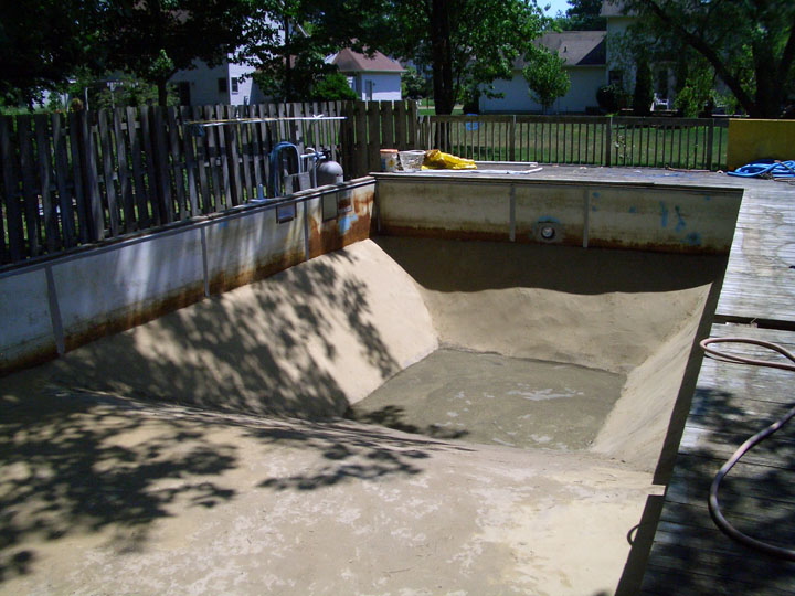Pool Spa Maintenance Cleveland Ohio In Ground Pool